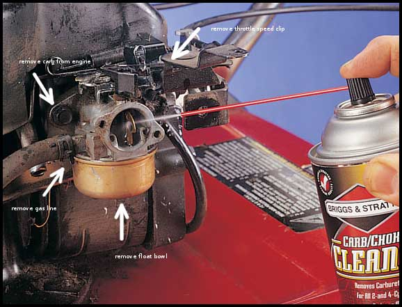 4 Things to Troubleshoot in a Lawn Mower For Surging Engine